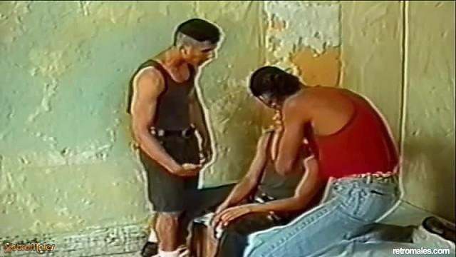 Papi Prison Scene Two