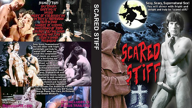 Scared Stiff: Strictly Forbidden