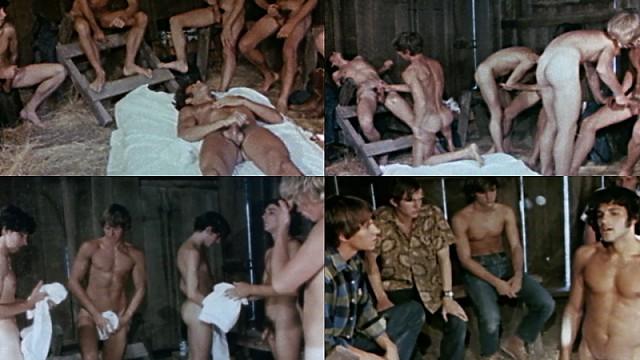 7 In A Barn Opening Scene