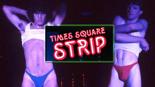 Times Square Strip Opening Scene